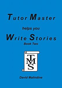 Tutor Master helps you Write Stories Book Two