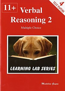 PHI - Learning Lab Series Verbal Reasoning 2 - Multiple Choice