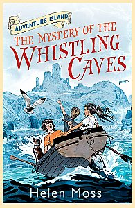 The Mystery of the Whistling Cave