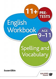 Galore Park - Spelling & Vocabulary Workbook Age 9-11