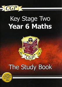 Key Stage 2 Maths Study Book - Year 6
