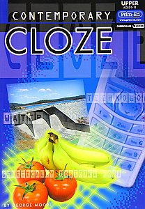Contemporary Cloze - Ages 11 Plus