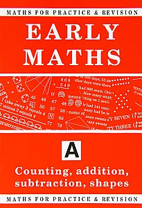Peter Robson Early Maths Book A
