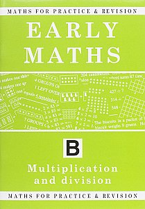 Peter Robson Early Maths Book B