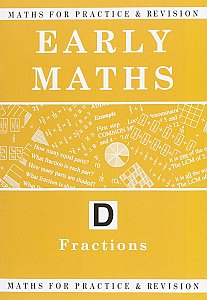 Peter Robson Early Maths Book D