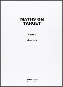 Elmwood Press - Maths on Target Year 3 Answers