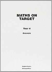 Elmwood Press - Maths on Target Year 4 Answers