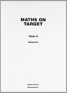 Elmwood Press - Maths on Target Year 6 Answers