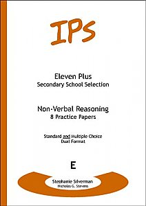 IPS 11 Plus Non-Verbal Reasoning Shorter Practice Papers