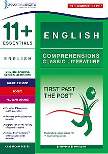 11+ Essentials - Comprehensions Classic Literature Book 2 (First Past the Post®)