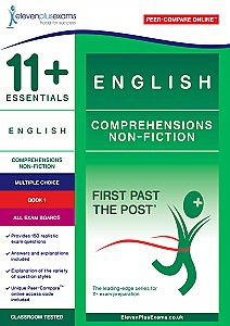 11+ Essentials - Comprehensions Non-Fiction Book 1 (First Past the Post®)