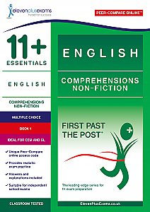 Comprehension Bundle - First Past the Post ®  - 4 Books