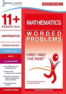 Maths Worded Problems Bundle - First Past the Post ® - 3 Books