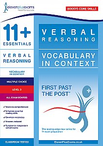 Vocabulary in Context Bundle - First Past the Post ® - 4 Books