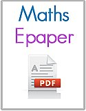 Eleven Plus Exams Maths Paper 1 - Standard